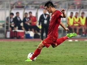 Ảnh: Tiến Linh tỏa sáng, tạo 2 bước ngoặt đưa Việt Nam thắng UAE