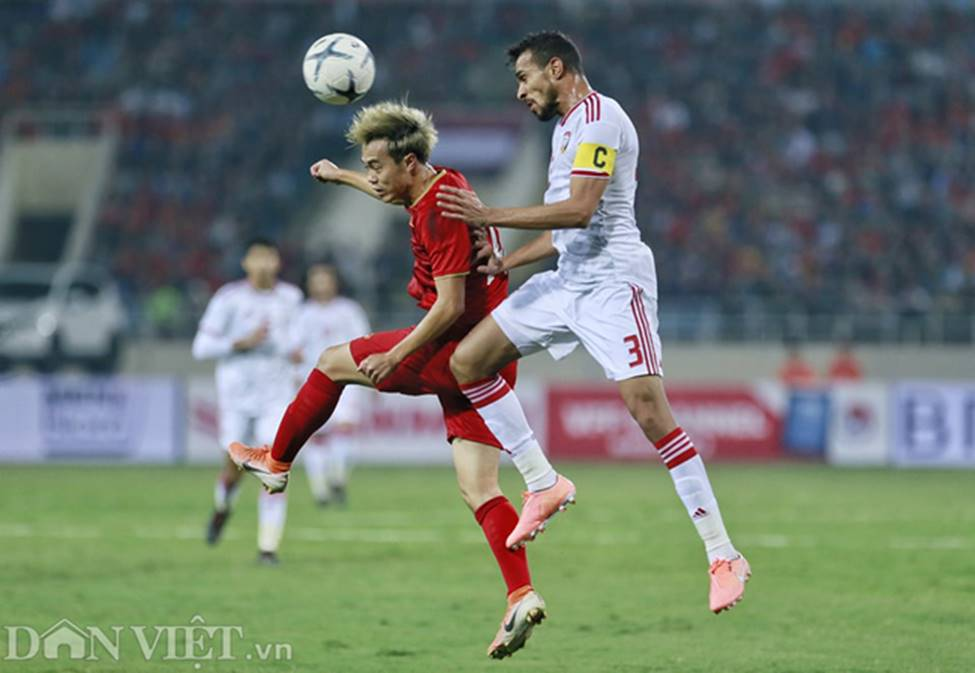 Ảnh: Tiến Linh tỏa sáng, tạo 2 bước ngoặt đưa Việt Nam thắng UAE-10