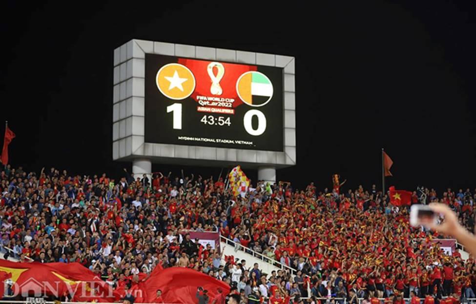 Ảnh: Tiến Linh tỏa sáng, tạo 2 bước ngoặt đưa Việt Nam thắng UAE-13