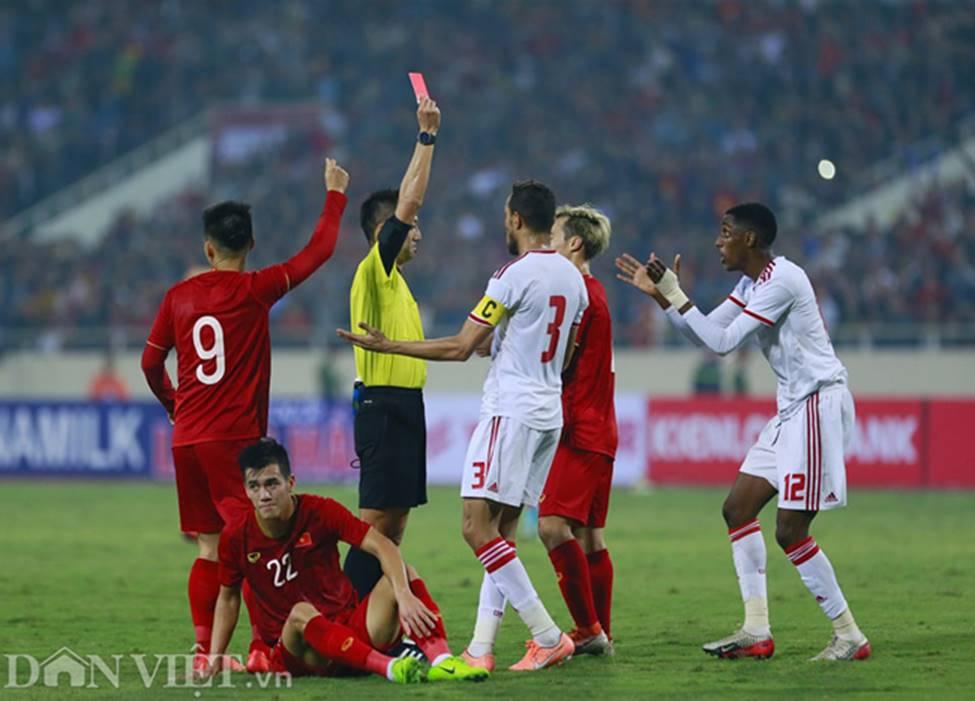 Ảnh: Tiến Linh tỏa sáng, tạo 2 bước ngoặt đưa Việt Nam thắng UAE-5
