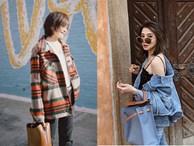 5 mẫu áo khoác phổ biến, chị em muốn là 'ăn gian' được cả chục cái xuân xanh