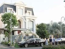 Biệt thự ở khu nhà giàu của chồng Bảo Thy