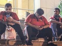 CĐV UAE khóc ở Mỹ Đình, chê chiến thuật của HLV Van Marwijk