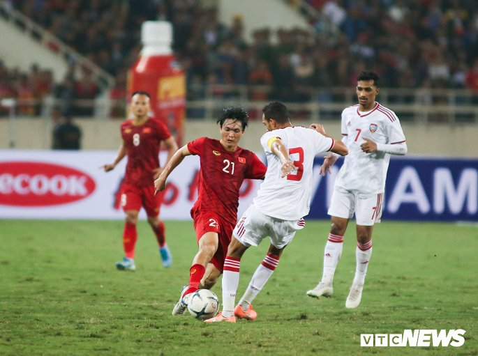 Tuyển Việt Nam lần đầu trong lịch sử bước lên ngôi đầu vòng loại World Cup-2