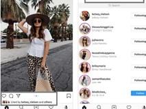 Instagram bắt đầu thử nghiệm ẩn số lượt Like, nhiều người dùng chán nản