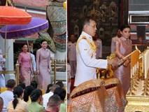 Hoàng hậu Suthida tái xuất với vẻ ngoài rạng rỡ, Quốc vương Thái phục chức cho 3 cận thần sau khi sa thải còn số phận Hoàng quý phi ai nghĩ cũng chạnh lòng