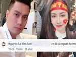 Việt Anh gây chú ý khi đăng ảnh cô gái có ngoại hình nóng bỏng-3