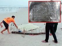 Thông tin về thi thể không đầu, mặc áo ghi chữ nước ngoài dạt vào bờ biển Quảng Nam