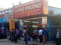Cướp tiệm vàng ở TP.HCM