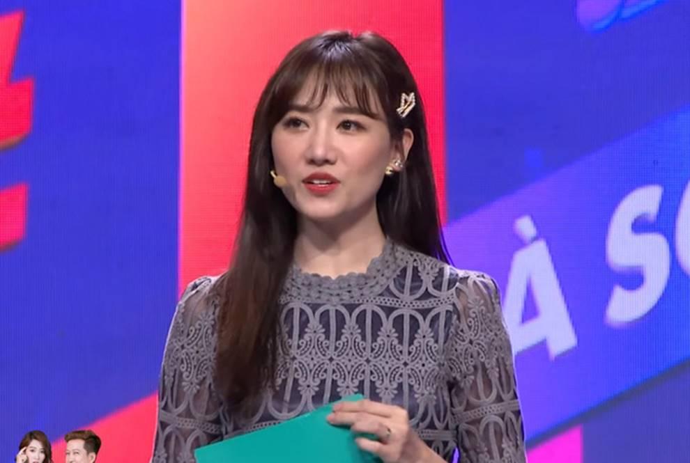 Hari Won: Tôi chỉ cần một cái hôn là cưa đổ Trấn Thành, không cần làm gì khác-3