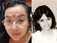 ẢNH HIẾM: Nhìn NSND Lan Hương bây giờ lại nhớ nhan sắc thời trẻ của 'Em bé Hà Nội'