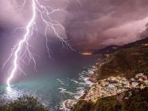 Những bức ảnh đẹp nghẹt thở về thời tiết đoạt giải năm 2019