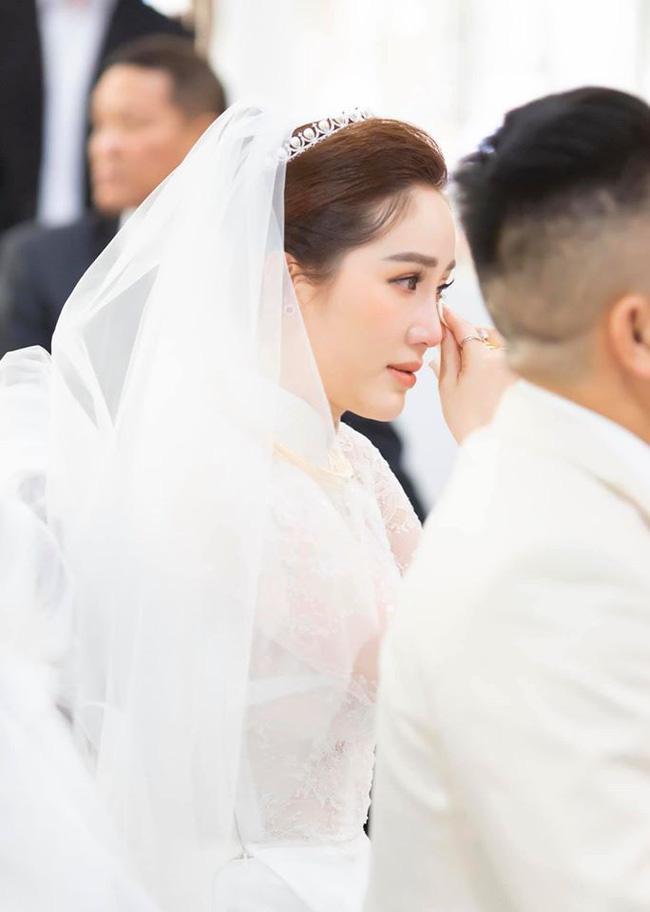 Trước giờ tổ chức đám cưới, cô dâu Bảo Thy bực mình: Tôi không có nhu cầu drama hay so sánh với bất kì ai-1