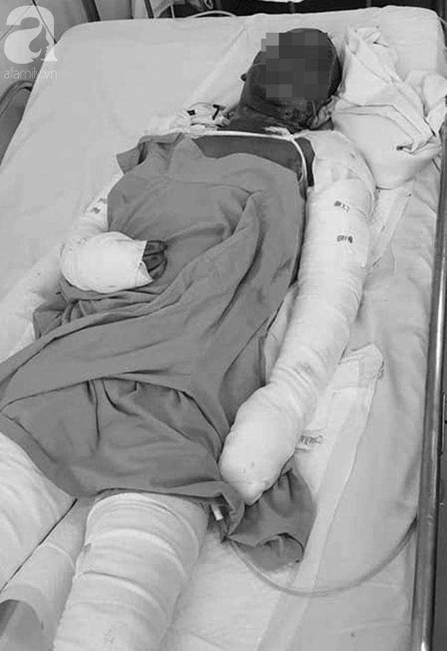 Nhà bốc cháy lúc đang ngủ, hai vợ chồng ở Lâm Đồng chỉ kịp cứu 3 con rồi hóa thành ngọn đuốc sống-2