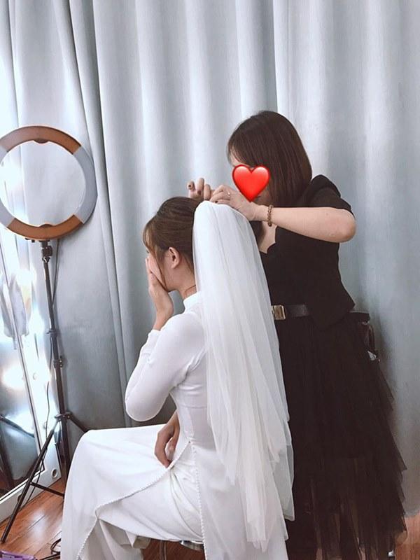 Tình bể bình như cầu thủ Phan Văn Đức và vợ sắp cưới: Về nhà gái qua đêm, sáng dậy sớm xúng xính đi chụp ảnh cưới-2