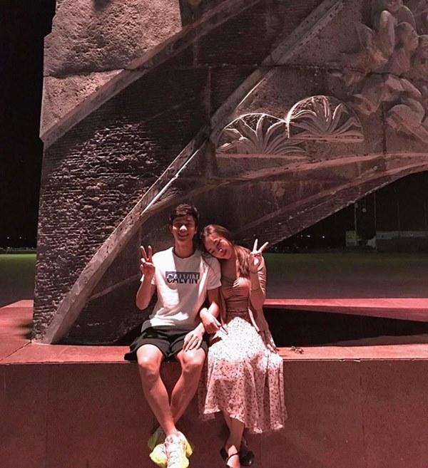 Tình bể bình như cầu thủ Phan Văn Đức và vợ sắp cưới: Về nhà gái qua đêm, sáng dậy sớm xúng xính đi chụp ảnh cưới-6
