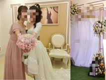 Vợ mang quà cưới tặng bạn thân, ngờ đâu tới cửa phòng tân hôn lại chết lặng nghe tiếng chồng trong đó: