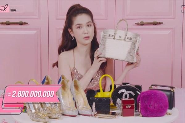 Ngọc Trinh, Phượng Chanel bạo tay sắm hàng hiệu tiền tỷ, mặc thả ga chẳng lo người ta-9