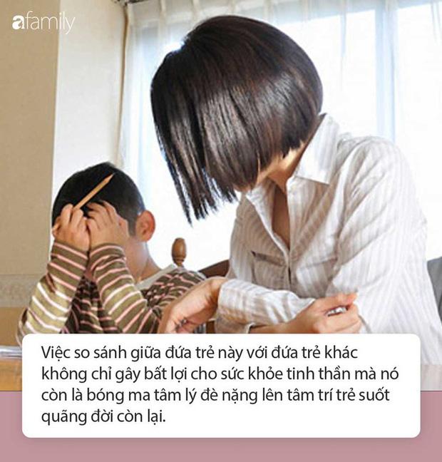 So sánh con mình với con nhà người ta: Cha mẹ đã vô tình đẩy con ra khỏi nhà và cản bước thành công của con trong tương lai-1
