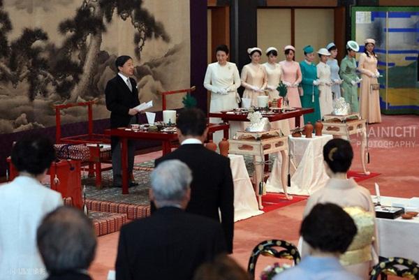 Hoàng hậu Masako ngày càng tỏa sáng, nổi bật nhất giữa các thành viên nữ hoàng gia Nhật trong sự kiện mới nhất-1