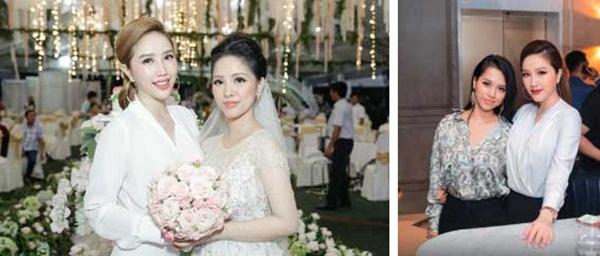 Chuyện chị dâu em chồng của dàn mỹ nhân Vbiz: Đông Nhi - Ông Thoại Liên như chị em ruột, nhìn Hà Tăng mà ngưỡng mộ-1