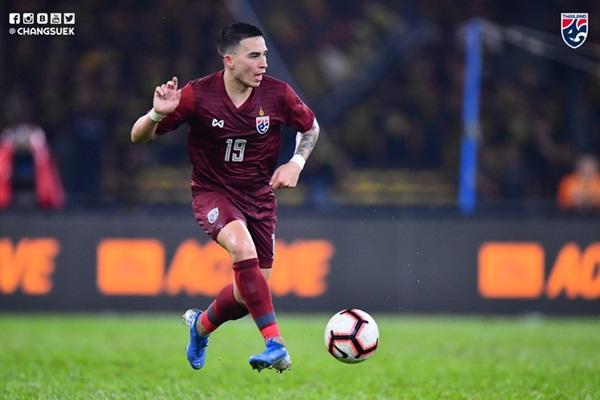 Nóng: Đối đầu Việt Nam, HLV Thái Lan loại cầu thủ gốc Việt khỏi đội hình chính-2