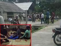 Vụ cha cùng hai con nhỏ treo cổ tự tử trong ngôi nhà khóa trái cửa ở Tuyên Quang: Trên tường nhà viết chữ