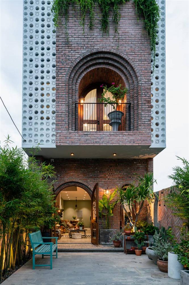 Ngôi nhà Việt nhìn như tổ ong bất ngờ nổi tiếng trên nhiều tạp chí Mỹ-2
