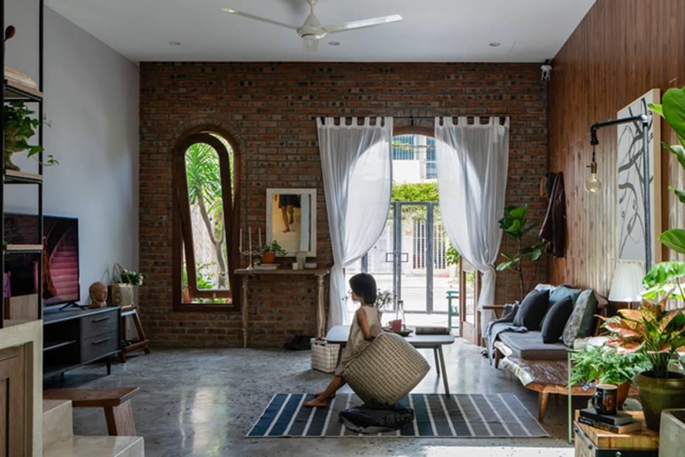 Ngôi nhà Việt nhìn như tổ ong bất ngờ nổi tiếng trên nhiều tạp chí Mỹ-9