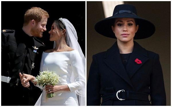 Làm dâu hoàng gia được gần 2 năm, Meghan Markle vẫn chưa trở thành công dân nước Anh và phản ứng bất ngờ của người dùng mạng-1