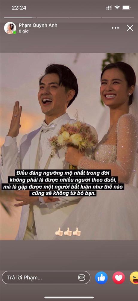Từng thất bại trong hôn nhân, Phạm Quỳnh Anh vừa có chia sẻ đầy bất ngờ về việc được đàn ông theo đuổi-1