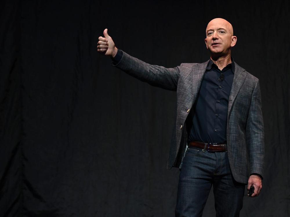 10 năm biến động của tỷ phú Jeff Bezos-1