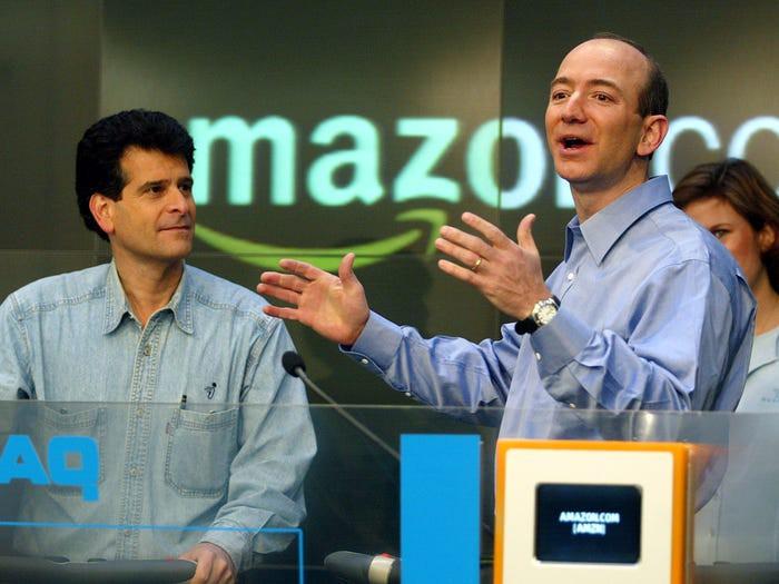 10 năm biến động của tỷ phú Jeff Bezos-2