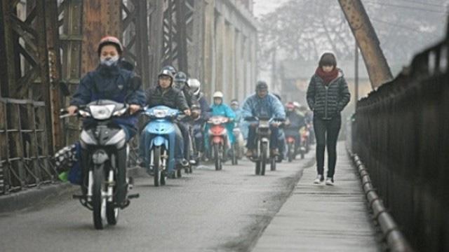 Hôm nay miền Bắc đón không khí lạnh, Hà Nội nhiệt độ giảm mạnh từ chiều nay-1