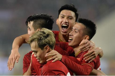 Đây là thời kỳ đẹp nhất của bóng đá Việt Nam-1