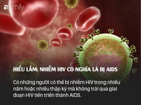 Sống chung với HIV: Những lầm tưởng và sự thật mà bất kì ai cũng nên xem để bảo vệ mình-2