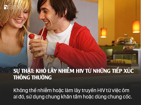 Sống chung với HIV: Những lầm tưởng và sự thật mà bất kì ai cũng nên xem để bảo vệ mình-3