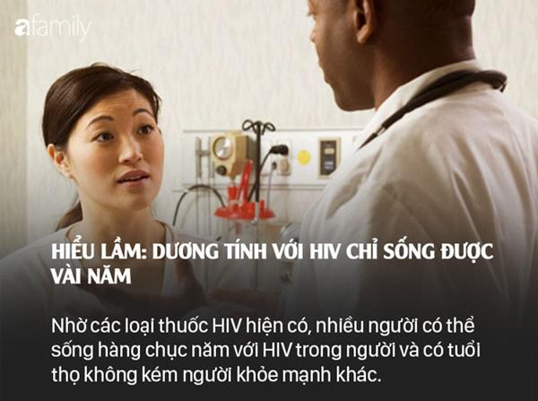 Sống chung với HIV: Những lầm tưởng và sự thật mà bất kì ai cũng nên xem để bảo vệ mình-4