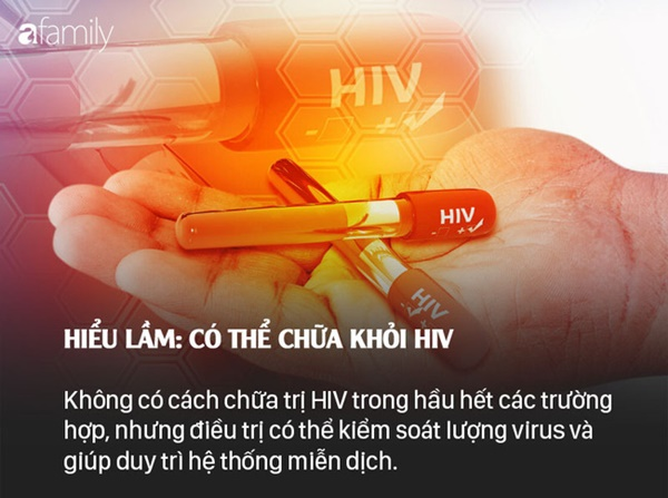 Sống chung với HIV: Những lầm tưởng và sự thật mà bất kì ai cũng nên xem để bảo vệ mình-6