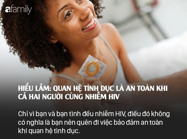Sống chung với HIV: Những lầm tưởng và sự thật mà bất kì ai cũng nên xem để bảo vệ mình-8