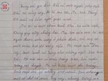 Bài văn tả mẹ thật như đếm khiến dân mạng thích thú