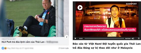 Cuộc chiến Việt Nam - Thái Lan vươn lên tầm cao mới: Đến giới truyền thông cũng đáp trả nhau không trượt phát nào-2