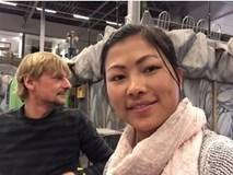 Cô gái H'Mông nói tiếng Anh như gió lần đầu xuất hiện cùng chồng cũ hậu ly hôn, cử chỉ của cả hai đối với nhau khiến ai cũng ngỡ ngàng