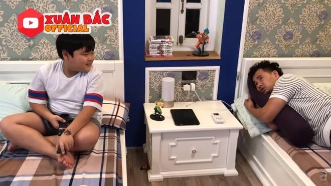 Xin con trai tắt tivi để ngủ 15 phút trước khi đi diễn, Xuân Bắc nhận câu trả lời bất ngờ-2
