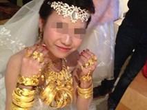 Đám cưới vừa xong cũng là lúc cô dâu biến mất với 10 cây vàng và cả nắm phong bì, chú rể