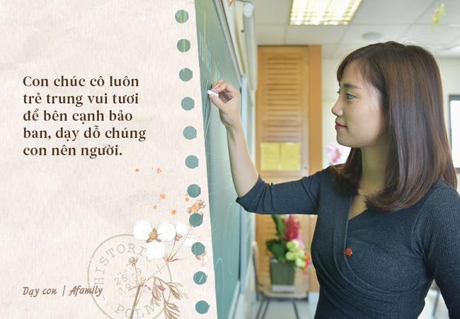 Ngày nhà giáo Việt Nam sắp đến rồi, bố mẹ cùng con bỏ túi 13 câu chúc vừa ý nghĩa, vừa ấm áp dành tặng thầy cô-1