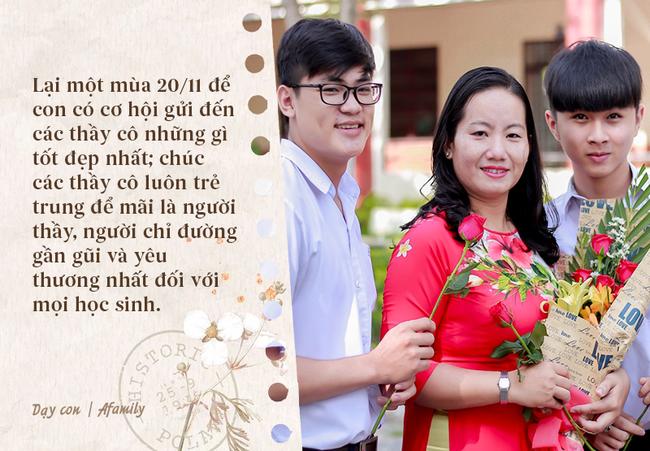 Ngày nhà giáo Việt Nam sắp đến rồi, bố mẹ cùng con bỏ túi 13 câu chúc vừa ý nghĩa, vừa ấm áp dành tặng thầy cô-11