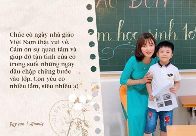 Ngày nhà giáo Việt Nam sắp đến rồi, bố mẹ cùng con bỏ túi 13 câu chúc vừa ý nghĩa, vừa ấm áp dành tặng thầy cô-4