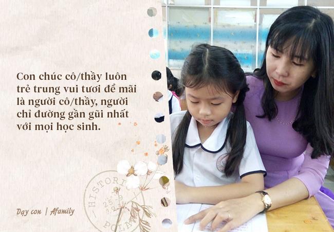 Ngày nhà giáo Việt Nam sắp đến rồi, bố mẹ cùng con bỏ túi 13 câu chúc vừa ý nghĩa, vừa ấm áp dành tặng thầy cô-6