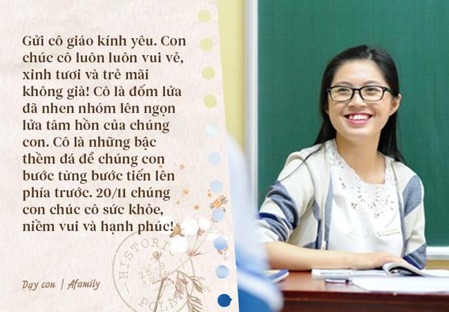 Ngày nhà giáo Việt Nam sắp đến rồi, bố mẹ cùng con bỏ túi 13 câu chúc vừa ý nghĩa, vừa ấm áp dành tặng thầy cô-8